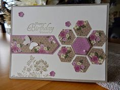 Dianne's cards- SU products
