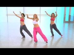 Programa de Exercícios Barriga Lisa - Coreografia Urban Workout - YouTube