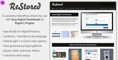 ReStored WordPress Theme