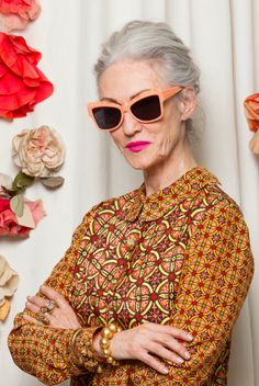beauty guru & stylist linda rodin