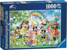 bol.com | Ravensburger Puzzel - Mickey's Verjaardag,Ravensburger | Speelgoed 14,99