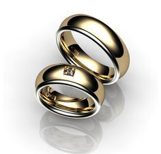 Alianças Personalizadas, Aliança para Casamento | Gabriela Amaral Joias