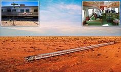 Indian Pacific train journey from Perth to Sydney | Daily Mail Online
