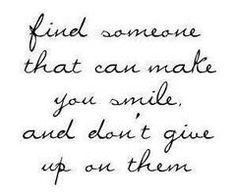 ...and don't give up on them.