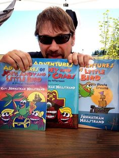 """""""Deadliest Catch"""" Captain Johnathon Hillstrand Is Writing Children's Books, that is so awesome! Favorite Words, Favorite Tv Shows, I Love Books, Books To Read, Deadliest Catch, Music Tv, Best Shows Ever, Book Worms, Childrens Books"""