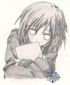 Cute Anime Girl by TheMrStick.deviantart.com on @deviantART