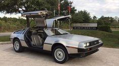 Government rule-making delays are why you still can't buy a New DeLorean