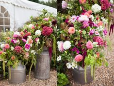 Details from a summer country garden wedding in a marquee, with paper lanterns and beautiful flowers. Photos by Lucy at My Heart Skipped. Second shooting for Kitty Phillips Photography.