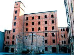 The old Risiera in Trieste Italy | Photo via from the Comune di Trieste
