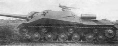 Object 704 heavy russian Tank