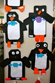 penguins WITH bowties
