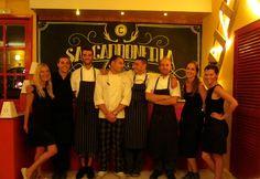 Sa Carbonería Steakhouse & Garden team: http://www.comeibiza.com/?portfolio=sacarboneria