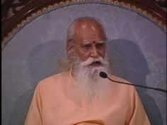 """Let Go, Let God"" - A Talk by Swami Satchidananda (Integral Yoga) - YouTube"
