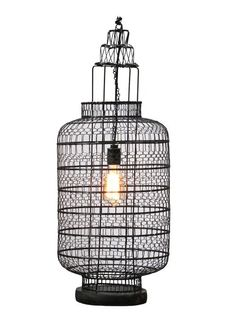 wow!  awesome :)          Iron Work Vintage Lantern by DesignMIXFurniture on Etsy, $495.00
