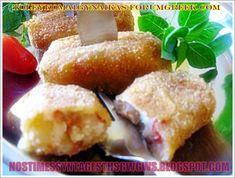 ΟΙ ΠΑΤΑΤΟΚΡΟΚΕΤΕΣ ΜΟΥ!!! Party Buffet, Cornbread, French Toast, Appetizers, Cooking, Breakfast, Ethnic Recipes, Food, Pie
