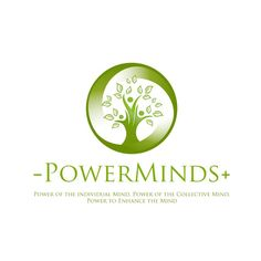 Create a capturing tree of life illustration for -PowerMinds  by VictoryDesign