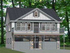Garage Apartment Plans, Garage Apartments, Garage Apartment Interior, Carriage House Apartments, Garage Renovation, Apartment Ideas, Garage House, House 2, Car Garage