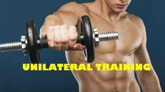 Antrenează-te diferit - ANTRENAMENTUL UNILATERAL - Tehnici de antrenament https://www.youtube.com/watch?v=GQQRNX7wKVE