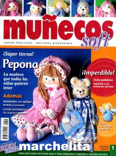 Revista de muñecos soft