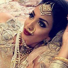 Asian Bridal Makeup Artist London - Indian Bridal Hair and Makeup