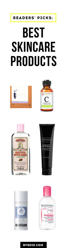 The 11 most popular skincare products, according to you