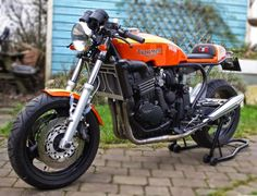 suitable donor bikes:   Triumph Sprint/Daytona/Trident/Trophy/Speed Triple   (T300 Carburator models 1991-1996)    ...