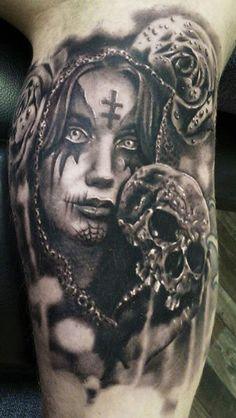 Tattoo Artist - Mikko Inksanity   Tattoo No. 5205