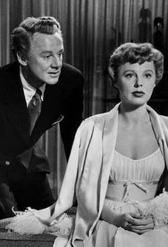 Van Johnson and June Allyson, Remains to Be Seen (1953).