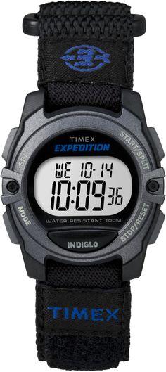 Timex Unisex Expedition Sport Black Watch