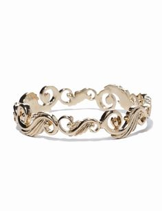 Baroque Swirls Bangle from THELIMITED.com