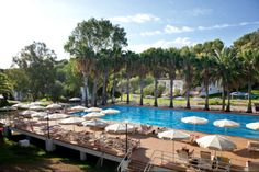 ClubHotel Riu Tropicana - Outdoor pool - Hotel in Majorca, Spain  - RIU Hotels & Resorts Mallorca, España