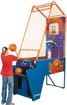 29 Best Basketball Machines Basketball Arcade Games Images