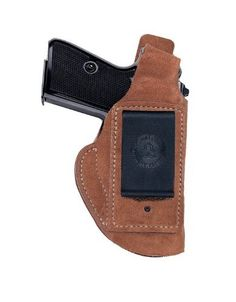 Galco Waistband Inside The Pant Holster for 1911 3 1/2-Inch Colt, Para, Springfield (Natural, Right-hand) by Galco. $24.76. The Galco Waistband IWB offers functionality and economy.     Featuring a reinforced thumb break retention strap, a sturdy injection-molded nylon clip locks the holster onto the belt. The Waistband holster carries the handgun in a vertical orientation, with no cant or angle, so it can be used strong side, crossdraw, or in front of the hip (appen...