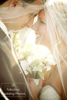 20 great wedding photo ideas for your big day
