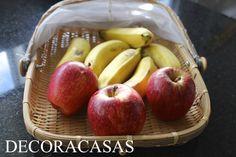 Entenda a forma de amadurecimento de frutas e faça com que elas durem por mais tempo. Confira as dicas domésticas e sugestões de Flávia Ferrari.