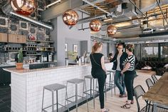 WeWork Coworking Office Design 2 • TheCoolist - The Modern Design Lifestyle Magazine