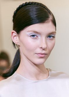 Best Hairstyle Trends 2017, 2018: NYFW Spring Summer 2016: Braids, Ponytails, Modern Chignons Looks, Cuts
