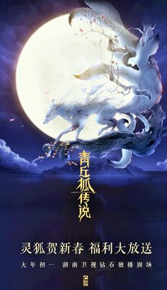 Legend of Nine Tails Fox: Posters