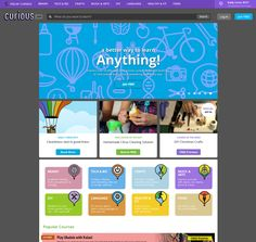 Join Curious.com to grow your skills with 20,000+ online video lessons on Crafts, Code, Tech, Music, Health, Food, etc. from expert teachers. Watch free on CuriousTV or subscribe for unlimited access.