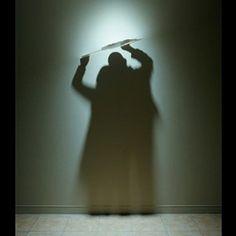 ...теневое искусство...