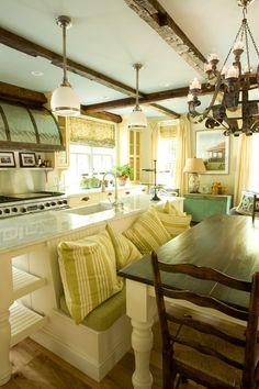 Cozy interior, vintage decor