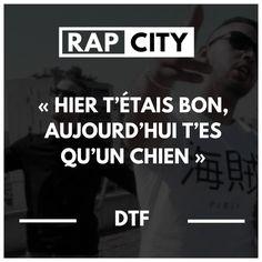 #punchline #dtf #rap #rapfrancais #citation