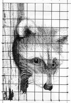 By Drawing Grid , (+) Drawing Group Drawing Projects, Drawing Lessons, Drawing Skills, Art Lessons, Drawing Grid, Painting & Drawing, Art Worksheets, Free Printable Worksheets, Free Printables
