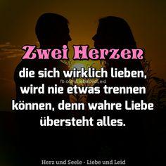 Zwei Herzen die sich wirklich lieben... Besucht uns auch auf ---> https://www.herz-und-seele.eu