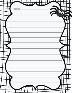 Spider web template preschool printable architecture modern idea •.