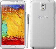 Samsung Galaxy Note 3 32GB Smartphone White - T-Mobile: Rough Shape LIB