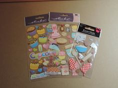Hey, I found this really awesome Etsy listing at https://www.etsy.com/listing/193978732/baking-scrapbook-sticker-set