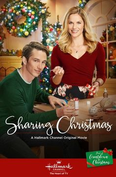 Sharing Christmas~~Hallmark Channel~~