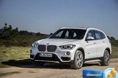 «Автомобиль года в Украине 2016»: BMW X1 претендует на награды в своем классе