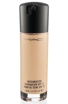 MAC Matchmaster SPF 15 Foundation in 1 $33 - Have